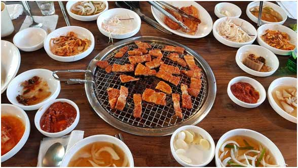 Hungry? Get Some Mouth-Watering Korean BBQ Now!