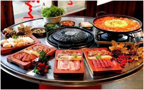 Korean Asian Kitchen | Destination for Korean Food