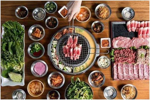 Try the Best Traditional Korean Food Today