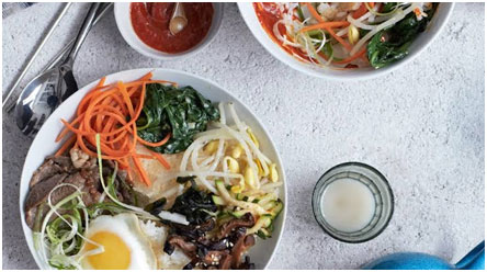 Want to Try Bibimbap - Korean Garden in Boston