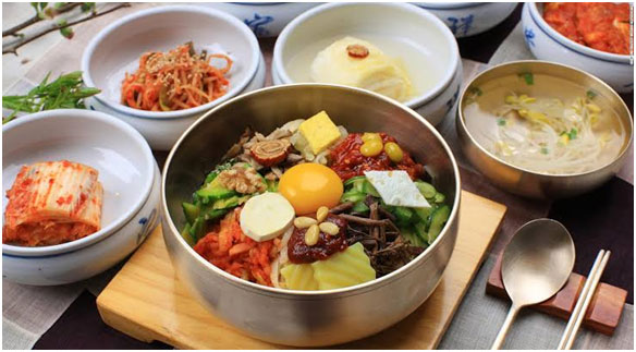 What are the Famous Japanese and Korean Dishes?