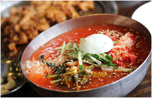 What are the Popular Korean and Japanese Dishes?